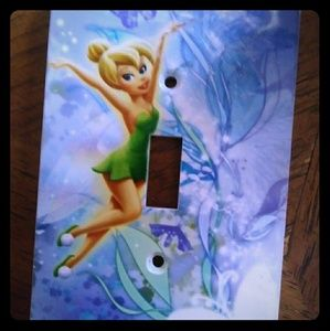 Disney Tinkerbell light switch